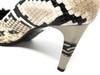 Lolita Python B/W Shoe