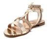 Lucero Gold Sandal