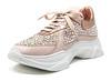 Malena Rose Gold Sneaker