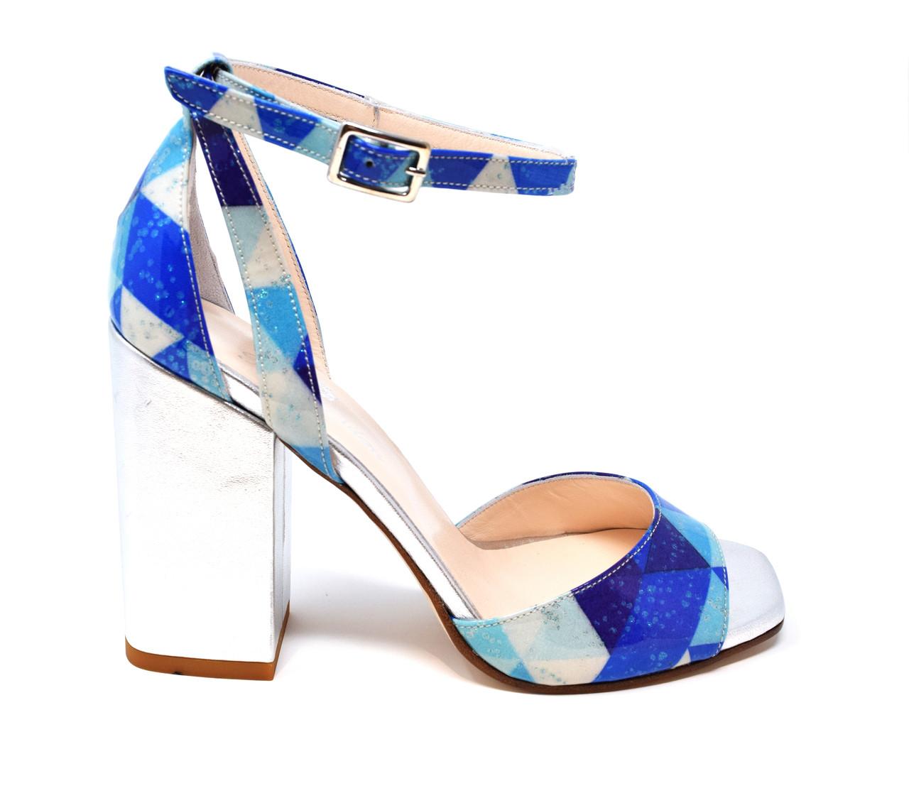 9341cfd1626c Aliza - Block Heeled Sandals