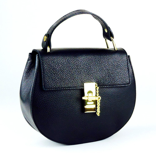 Cassandra Calf Leather Handbag f2149b0937d05