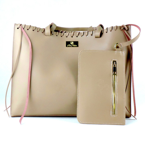 Letizia Luxury Leather Bag