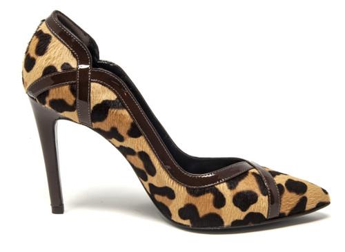 Bianca - Leopard High Heels
