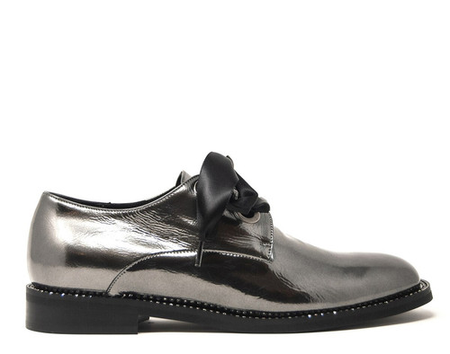 Gia Space Grey Shoe
