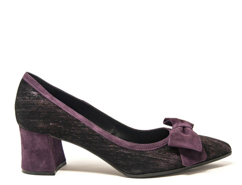 Loriana Plum Shoe
