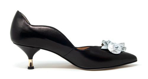 Teresa Black Heel