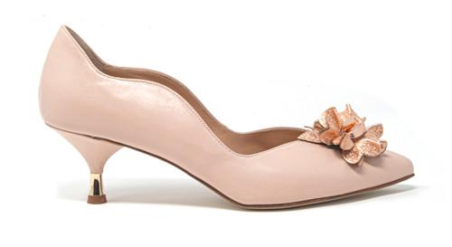 Teresa Nude Shoe