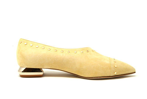 Agata Canary Shoe