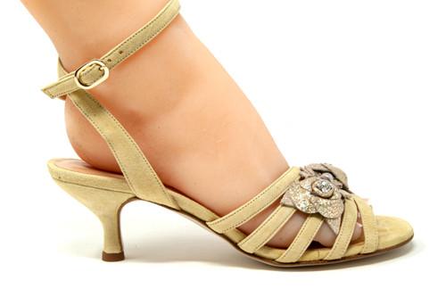 Greta Canary Shoe