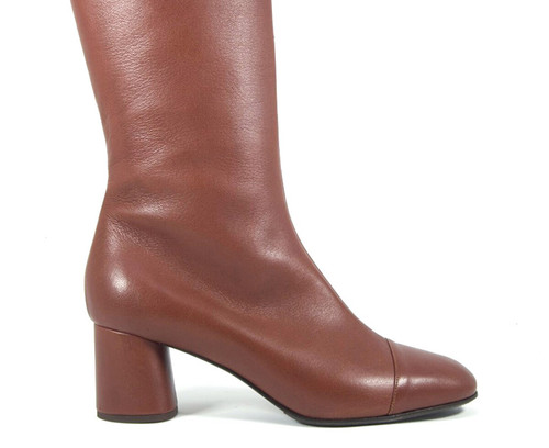 Cellina Cinnamon Tall Boots