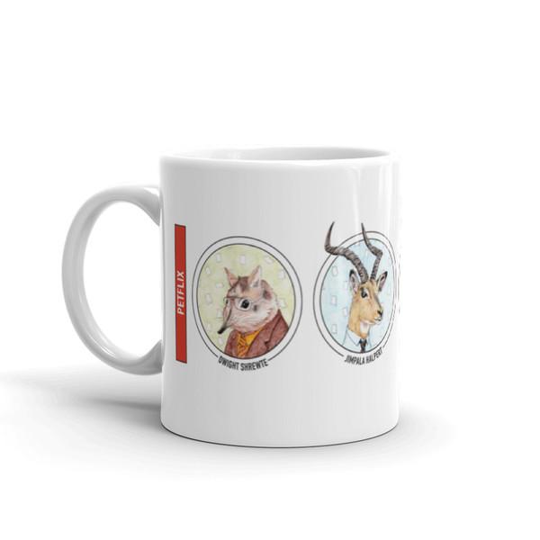 Petflix Mug - The Office