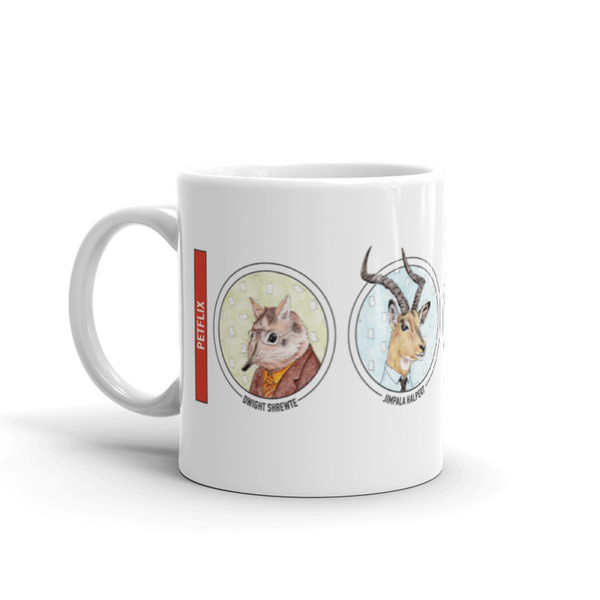 Petflix Mug - The Office