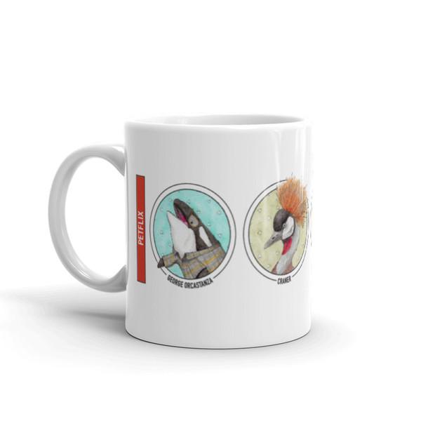 Petflix Mug - Seinfeld