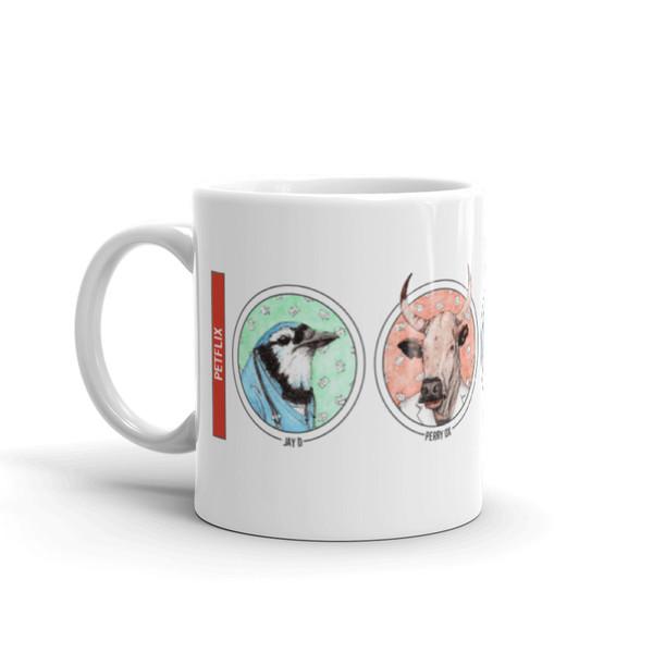Petflix Mug - Scrubs