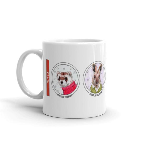 Petflix Mug - Friends
