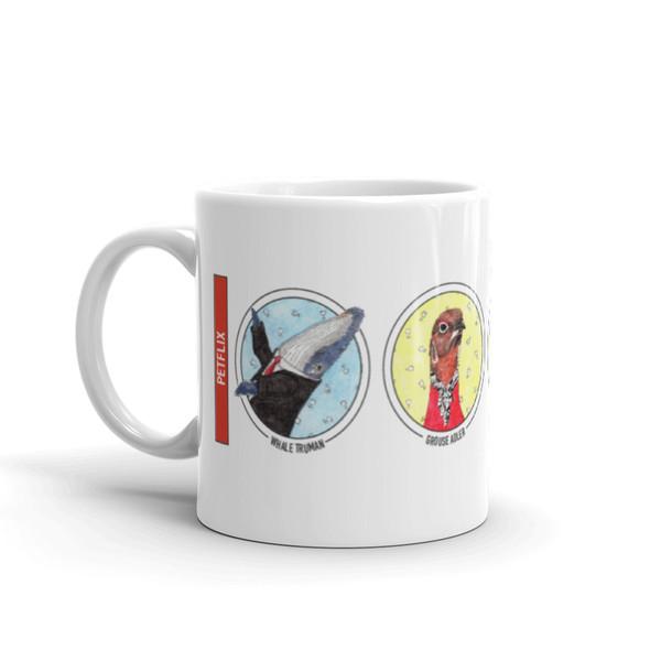 Petflix Mug - Will & Grace