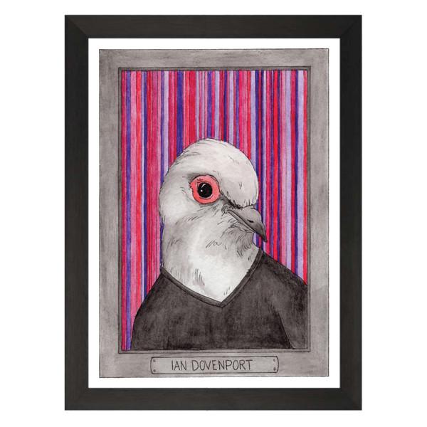 Ian Dovenport / Ian Davenport / Zooseum Art Print