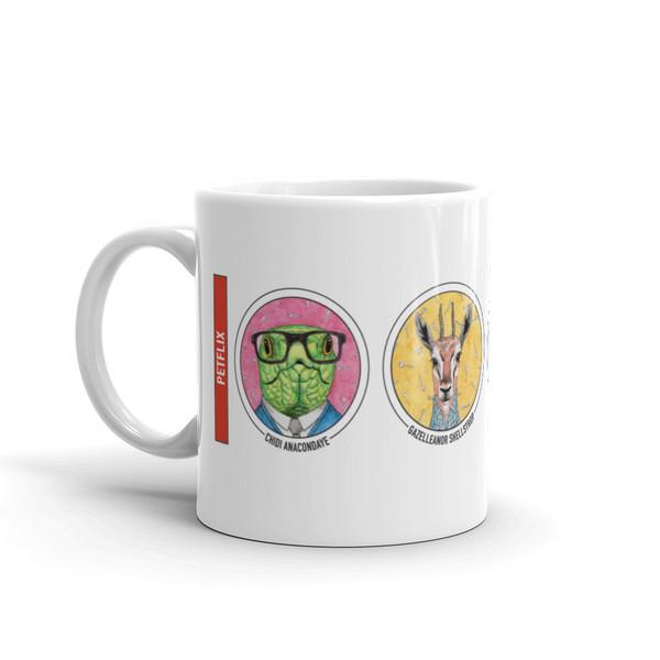 Petflix Mug - The Good Place