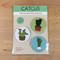 Catcus Magnet 3 Pack - Number 2