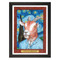 Vincent Van Goat / Vincent Van Gogh / Zooseum Art Print