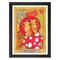 Yakoi Kusama / Yayoi Kusama / Zooseum Art Print