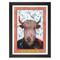 Yakson Pollock / Jackson Pollock / Zooseum Art Print