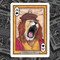 Zooseum Punny Animal Artist Playing Cards