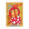 Yakoi Kusama Zooseum Greeting Card - Punny Animal Artist - Yayoi Kusama