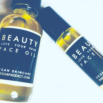 Beauty FACE OIL LG 2oz