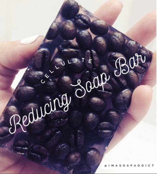 Cellulite Reducing Soap Bar With Coffee