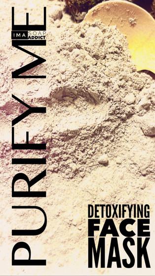 Purify Me Detoxify Mud Mask