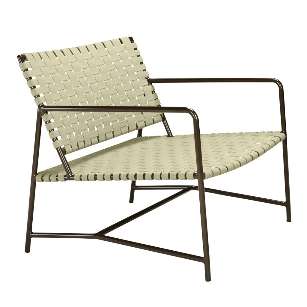 Fabulous Stretch Lounge Chair By Brown Jordan Evergreenethics Interior Chair Design Evergreenethicsorg
