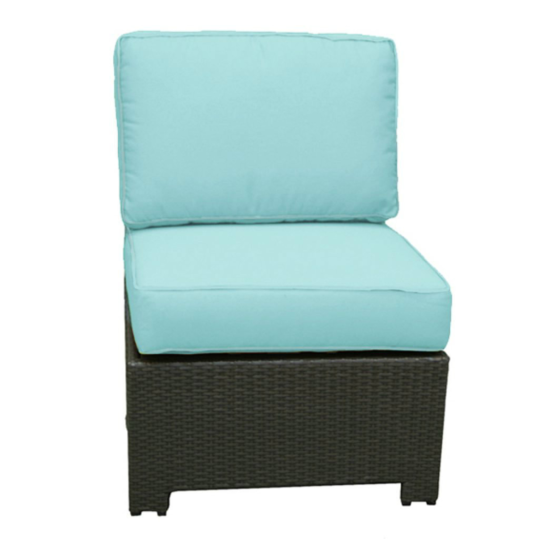 Cabo Patio Furniture.Cabo Sectional Middle Chair By Northcape