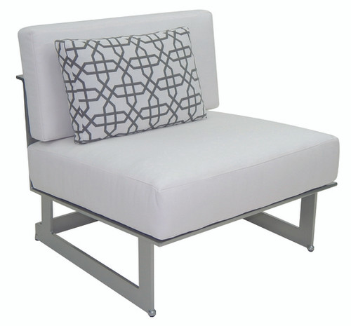Eclipse_Modular_Armless_Section_castelle_pacific_patio_furniture