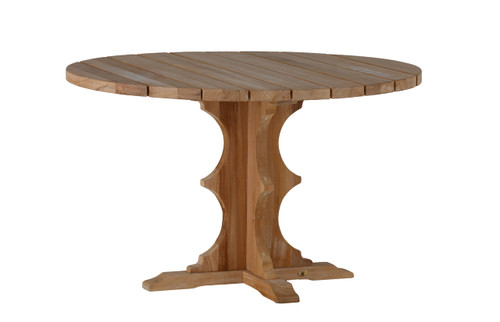 Outdoor_Furniture-Pacific_Patio_Furniture-Summer_Classics-French_Teak_48in_Round_Dining_Table-img1.jpg