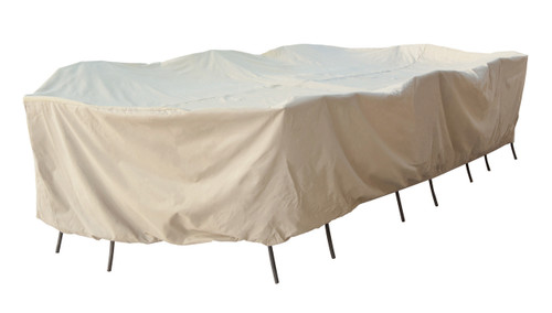 Table & Chairs Cover - XXL Large Oval or Rectangle