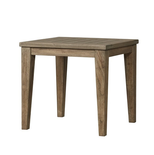 Lloyd_Flanders_Wildwood_Square_Tapered_Leg_End_Table-Lloyd_Flanders-Lloyd_Flanders_wildwood-teak_end_table-img.jpg