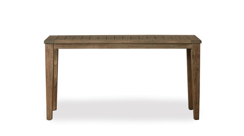 Lloyd Flanders Wildwood Rectangular Tapered Leg Cocktail Table