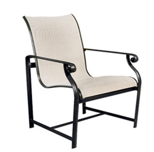 Aegean Sling Arm Chair