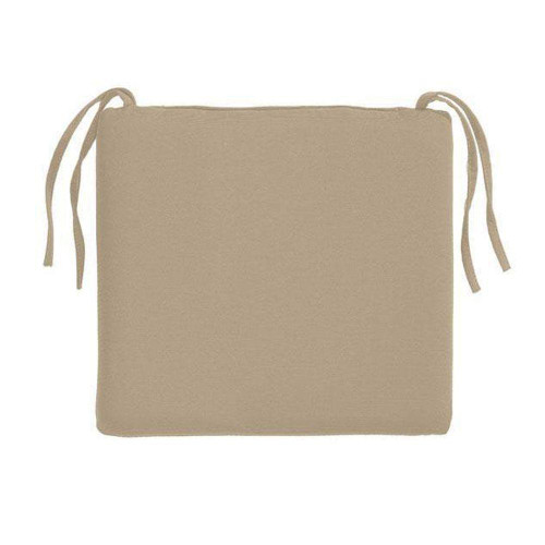heather_beige_sunbrella_seat_cushion_pad