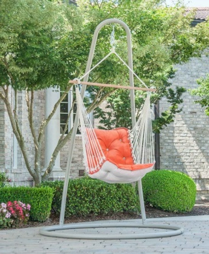 Hatteras single swing  outdoor furniture