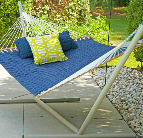 Hatteras Hammock with Steel Stand