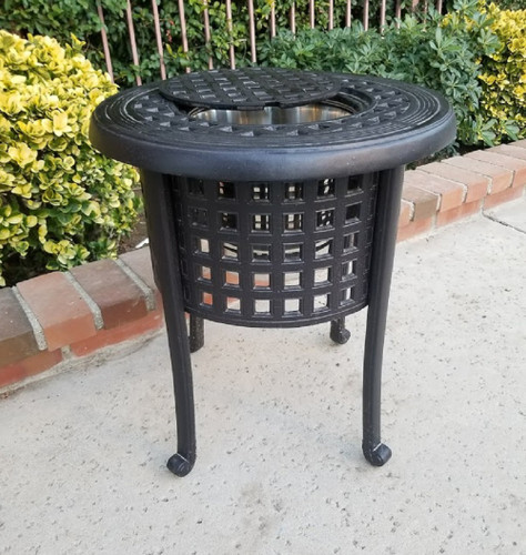 Hanamint-Patio_furniture-Outdoor_Furniture-Pacific_Patio_Furniture-Hanamint_20_inch_side_table_ice_bucket-Hanamint_classic-img2.jpg