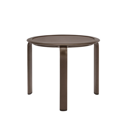 "brown_jordan-brown_jordan_Pasadena_21""_Round_Occasional_Table-Brown_Jordan_Pasadena_End_table-aluminum_end_table-img.jpg"