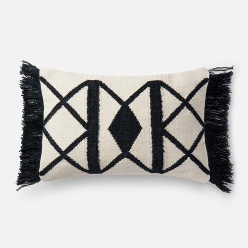 Loloi-Loloi_outdoor_pillows-outdoor_pillows-bohemian_outdoor_pillows-bohemian_pillows-Loloi_Black_Ivory_fringe_Pillow-img.jpg