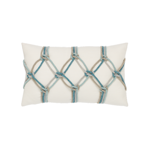 Elaine_Smith_Outdoor_Pillows_Aqua_Rope_Lumbar_8N3-elaine_smith_pillows-outdoor_pillows-Elaine_Smith-img.jpg