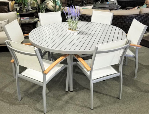 "aluminum_round_dining_table-aluminum_patio_dining_set-60""_round_aluminum_dining_set-silver_patio_dining_set-sling_chair_patio_set-img.jpg"