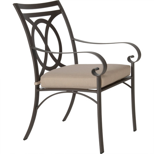 Pasadera Cushion Dining Arm Chair