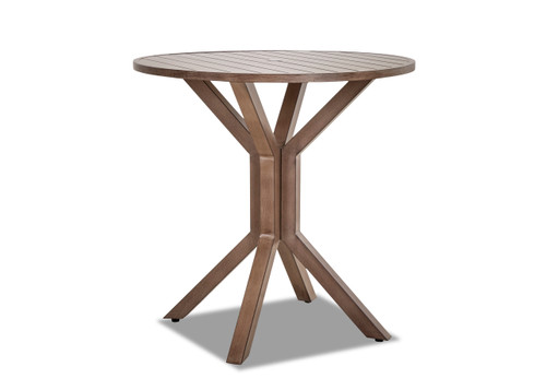 klaussner_crossroads-klaussner_crossroads_bar_table-brown_aluminum_bar_table-img2.jpg