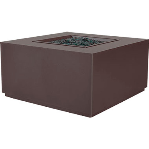 "Forma 35"" Sq. Occasional Height Fire Pit"